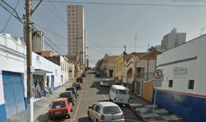 Rua 13 de Maio será recapeada - Foto: Google Maps