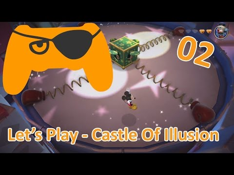 Let's Play – Castle Of Illusion – 02