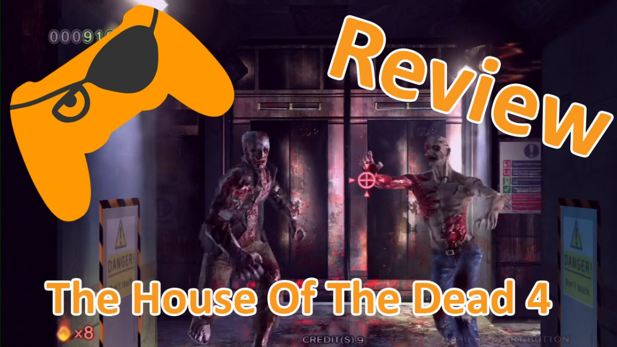 House Of The Dead 4 – Review