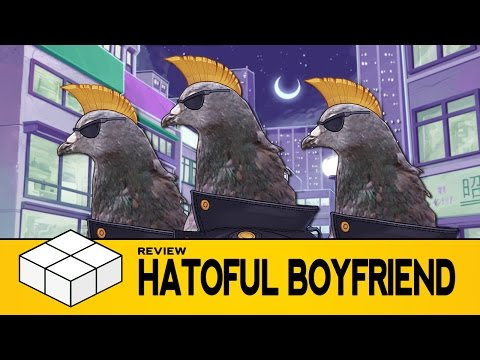 The Killer Bits – Review – Hatoful Boyfriend