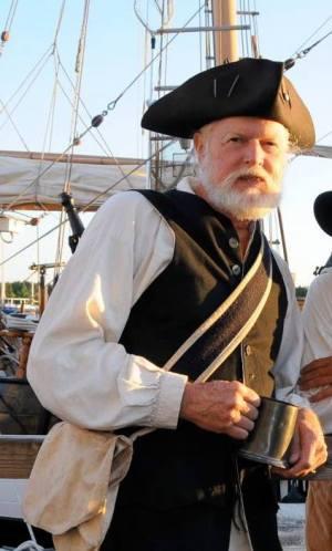 Capt. Horatio Sinbad