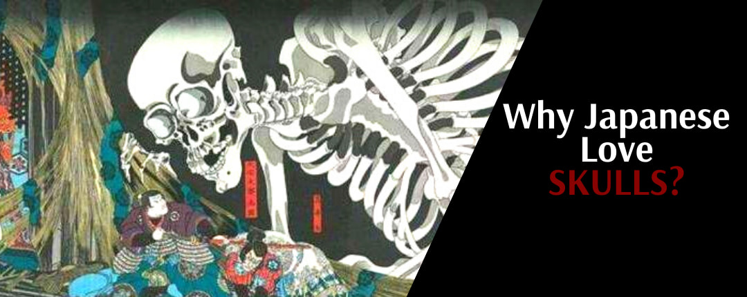 Why do Japanese people love skeletons?