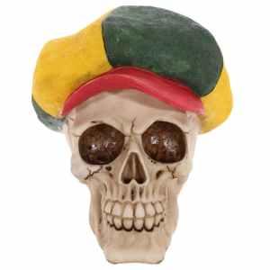 Rasta skull
