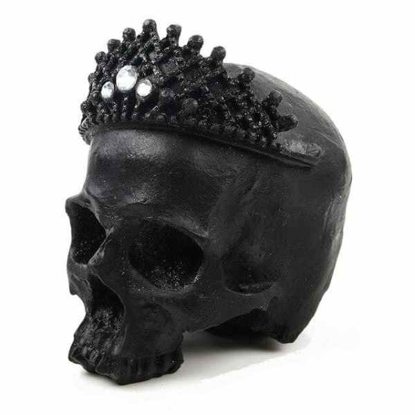 Gothic Skull Head