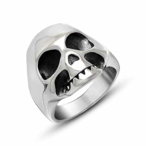 Skull Ring Keith Richards