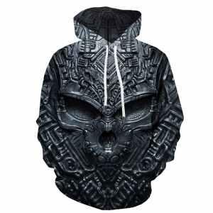 Skull 3D Hoodie