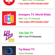 Live Net Tv India Adsfree Archives | PiratedHub