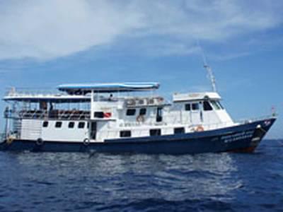 MV Andaman Similan Liveaboard