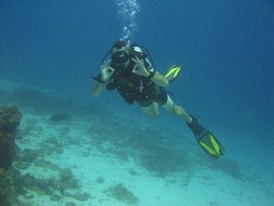 rescue course- similan island
