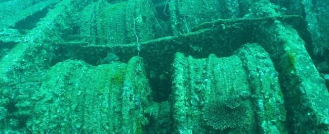 Boonsung Local Wreck Dive - Khao lak