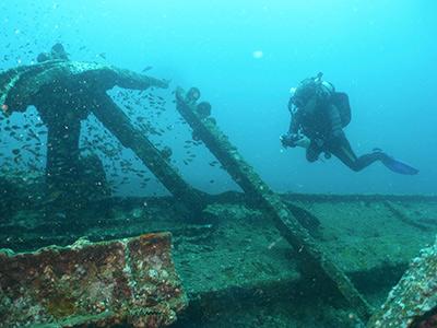 Khao Lak Liveaboard Diving