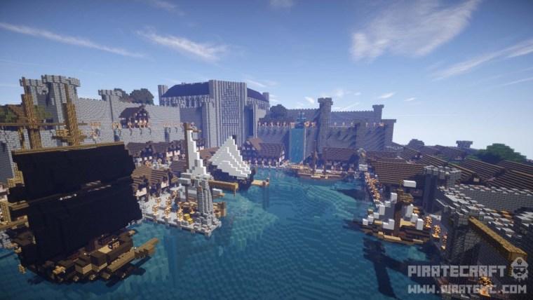 Port Terragon Build