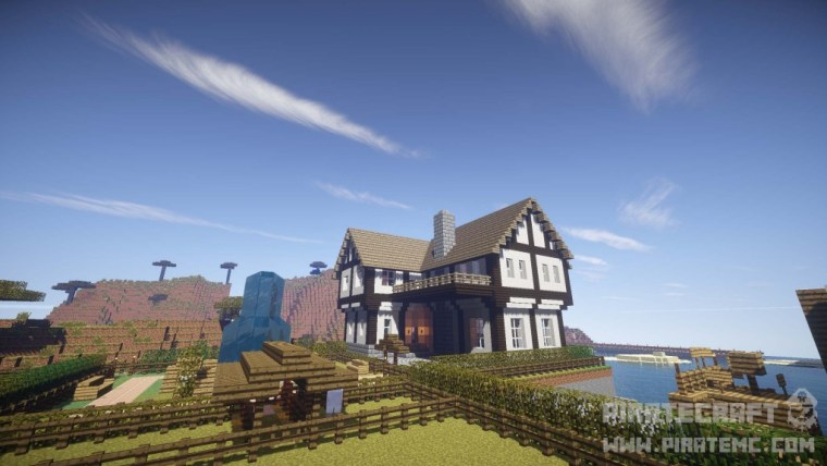 Mountains Manor Build