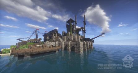 Shipwreck Isle
