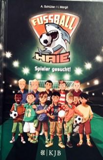 Fussball Haie - Ein tolles Buch für Jungs! Leseanfänger. Eine tolle Fussballgeschichte die motiviert und intergriert. humorvoll und abenteuerlich.