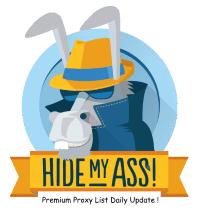 HideMyAss Premium Proxy List 2017