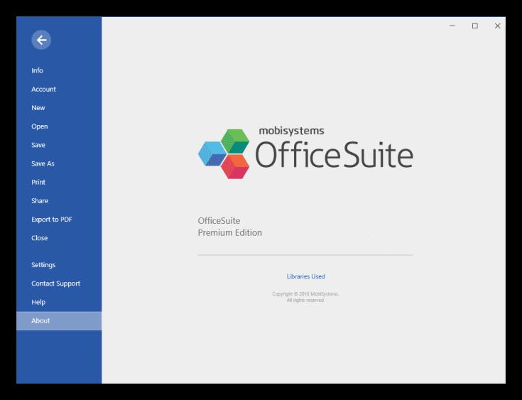 OfficeSuite Premium Download
