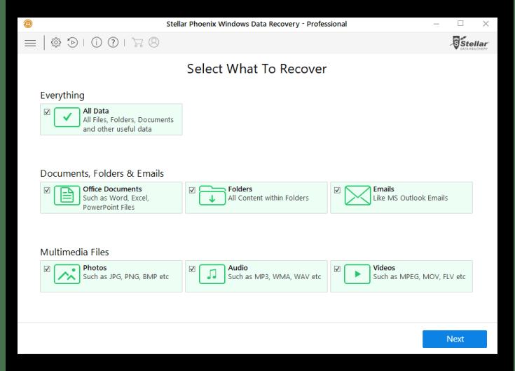 Stellar Phoenix Windows Data Recovery Pro Patch