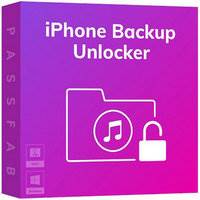 PassFab iPhone Backup Unlocker Crack Serial Key