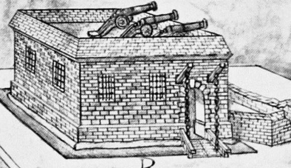 Brownsea blockhouse 4