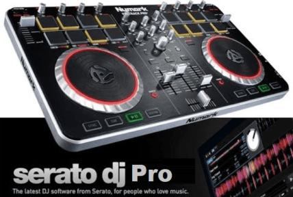 Serato DJ Pro v2.4.6 Crack And Serial Key Full Free Download