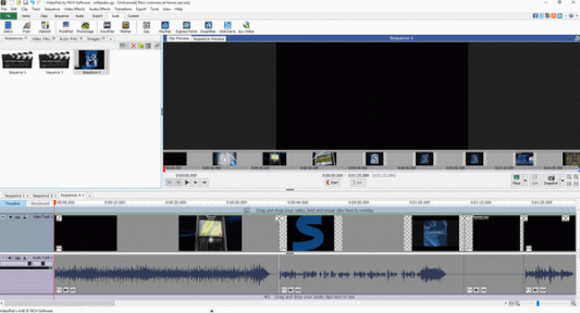 NCH VideoPad Video Editor 6.23 Crack & Keygen Free Download