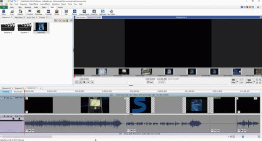 NCH VideoPad Video Editor 6.23 Crack & Keygen Free Download
