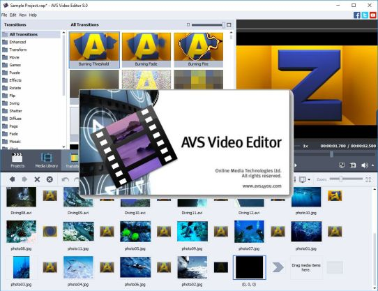avs vedio editor crack latest version 2019 free download