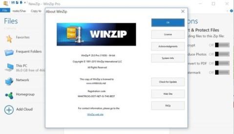 WinZip Pro 23 Crack New Activate Version Free Download