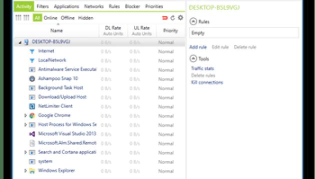 NetBalancer 9.12.9 Crack Serial + Keygen Key [Latest] Free Download