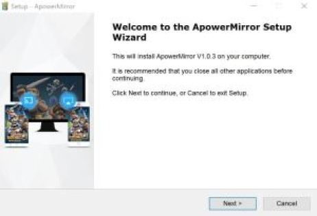 Apowersoft ApowerMirror 1.4.5.3 Crack Full Version Free Download