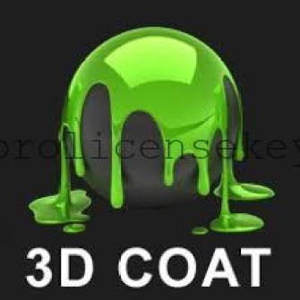 3D-Coat 4.9.02 Crack Activation Key Updated 2019 Free Download