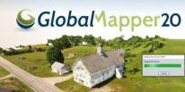 Global Mapper 20.1.2 Crack License Key New Version Free Download
