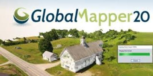 Global Mapper 20.1.2 Crack License Key New Version Free Download