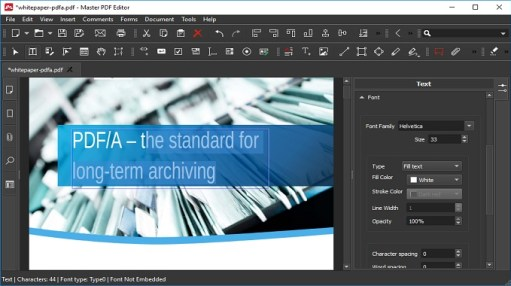 Master PDF Editor 5.4.38 Crack Latest Edition 2019 Free Download