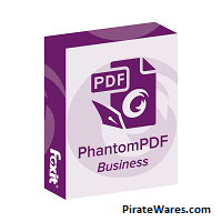 Foxit PhantomPDF Business 10.0.1 Crack