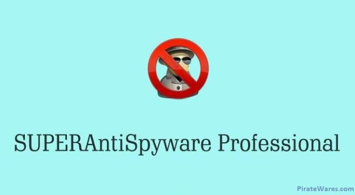 SuperAntiSpyware Professional 10 Crack