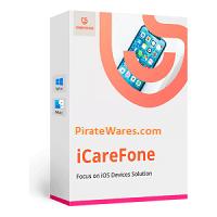 Tenorshare iCareFone 6.0.8.4 Crack