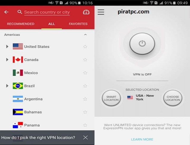 express vpn full crack apk 2018