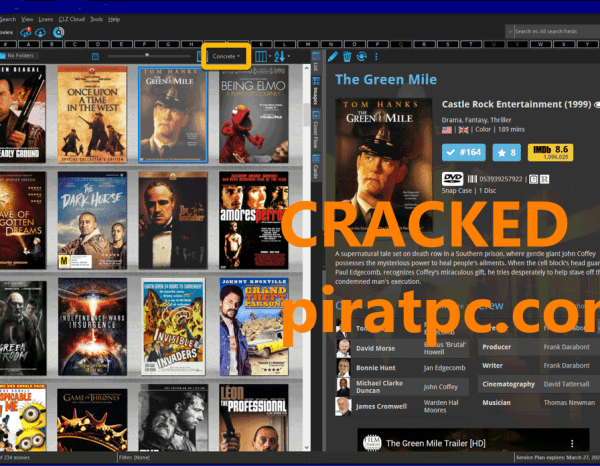 Movie Collector Latest Crack 2021