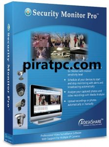 Security Monitor Pro Crack 2022