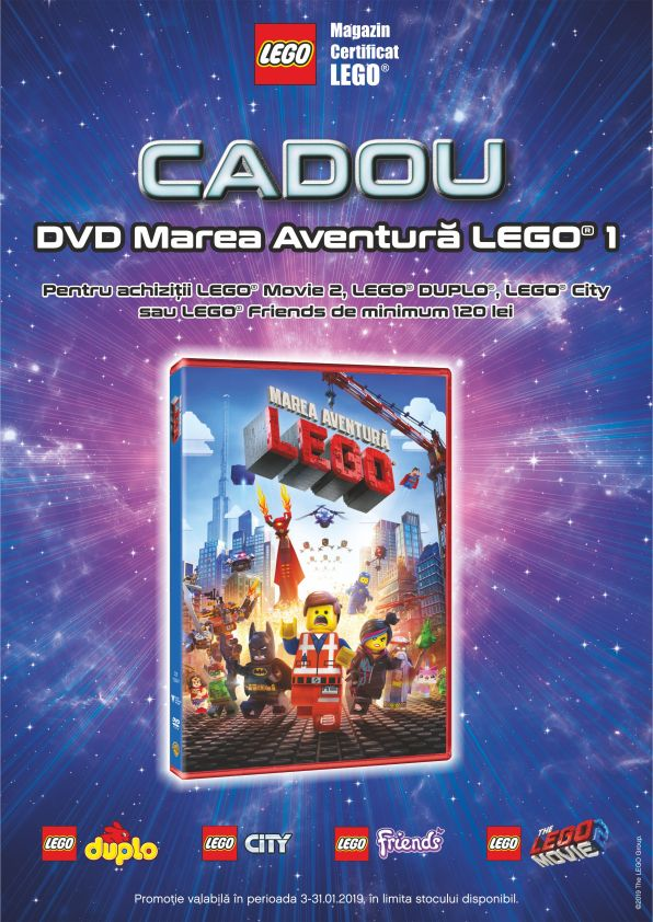 lego a4 movie dvd ro lcs