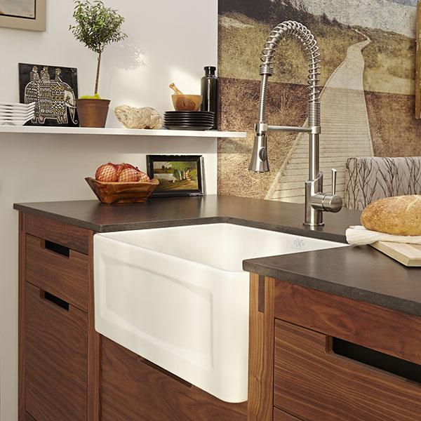 Pirch KitchenBathOutdoorJoy DXV Orchard Apron Sink 20