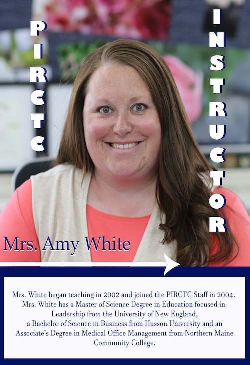 Amy White : Business Education Instructor