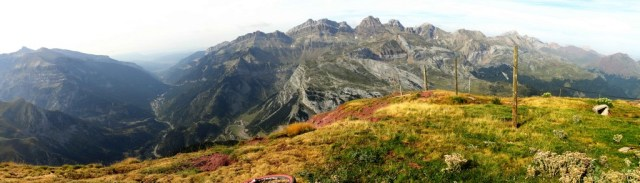 Panorama Valle Aragon