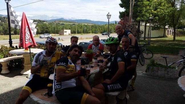 Cervecita en el Hotel Aragon
