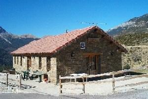 hotel restaurante de montaña lamiana