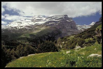 Valle de Añisclo - Ordesa