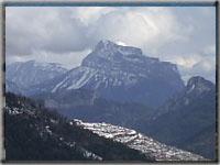 Vista desde Nerin - Peña Montañesa