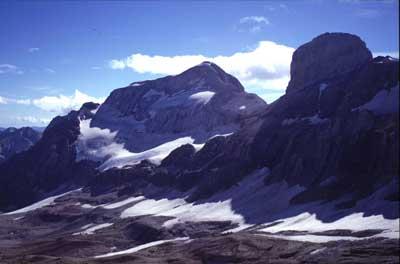 Monte Perdido y Cilindro en Ordesa